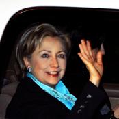 Hillaryinchina