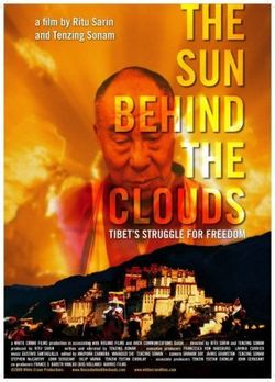 The-Sun-Behind-the-Clouds-Tibets-Struggle-for-Freedom-Movie-Poster