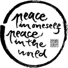 Peace in oneself