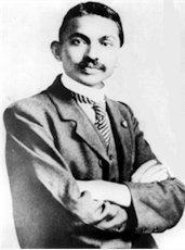 Gandhi-traditional